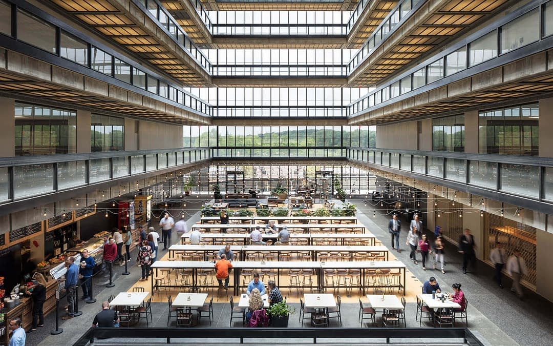 Hylan Moves Headquarters to Iconic New Jersey Bell Works Building