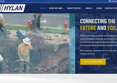 New Hylan Website