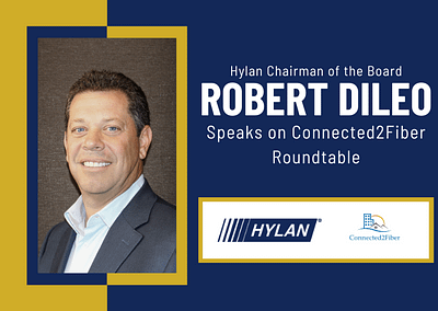 Robert DiLeo Discusses In-Building Wireless on Connected2Fiber Roundtable