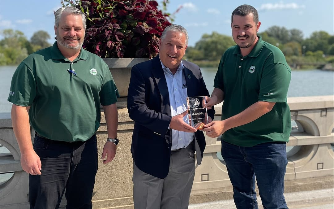 Western Utility Awarded Excavator of the Year 2020 in Chicago