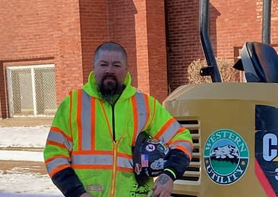 Get to Know Our Hylan Family: Western Utility's Jose Vallejo